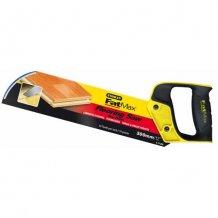 """Ножовка STANLEY """"FatMax®"""" для работы с половой доской, длинна 300мм, 13 зубов """"UNIV HP"""" на дюйм.(2-17-204)"""