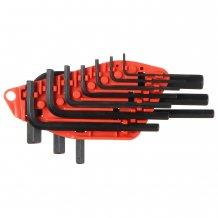 Набор ключей Stanley 6-ти гранных 10 ед. 1,5-10 мм. (0-69-253)