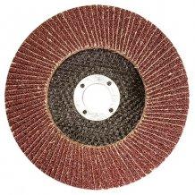 Круг лепестковый торцевой MTX Р100 115х22,2мм. (740319)