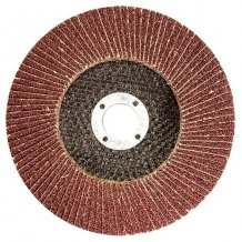 Круг лепестковый торцевой MTX Р60 115х22.2мм. (740289)