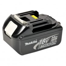 Аккумулятор 18 В, 3 Ач, Li-Ion Makita BL1830 (638409-2)