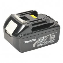 Аккумулятор 18 В, 3 Ач, Li-Ion Makita BL1830B (632G12-3)