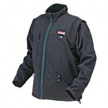 Аккумуляторная куртка с подогревом Makita L (DCJ200ZL)