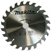 Диск Makita ТСТ по дереву 185мм x 30мм x 40T (D-52607)