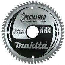 Пильный диск Makita по алюминию SPECIALIZED 180x30 мм 60T (B-09575)