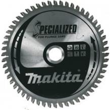 Пильный диск Makita по алюминию SPECIALIZED 250x30 мм 80T (B-09634)