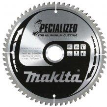 Пильный диск Makita по алюминию SPECIALIZED 260x30 мм 100T (B-09662)