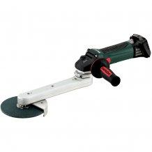 Аккумуляторный шлифователь угловых сварочных швов Metabo KNS 18 LTX 150 (каркас)