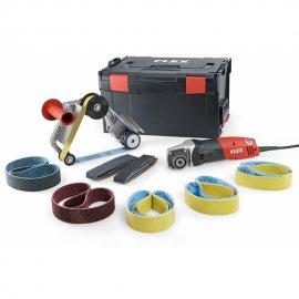 Ленточная машина для шлифования труб комплект TRINOXFLEX BRE 14-3 125 Set 230/CEE