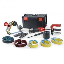 Сатинировальная и ленточная шлифмашина комплект TRINOXFLEX BSE 14-3 INOX Set 230/CEE