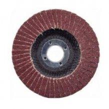 Лепестковый шлифовальный диск Makita 115х22,23 К120, карбид кремния (P-65327).