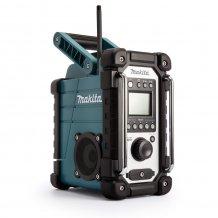 Аккумуляторный радиоприемник Makita (DMR107)